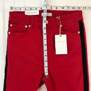 Zara Jeans - NEW Zara High Waist Skinny Jeans Size 6